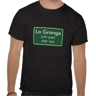 La Grange, MO City Limits Sign T-Shirt